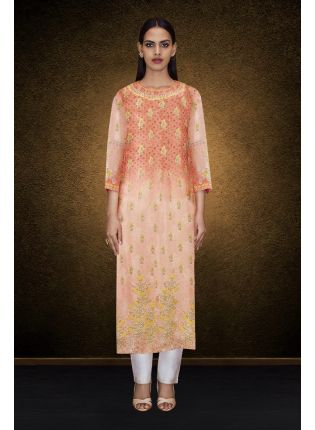 Affordable Elegant Printed Detailed Kurta
